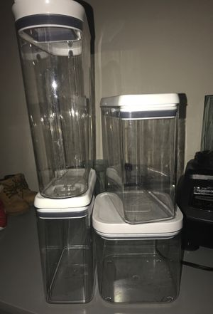 Kitchen storage containers for Sale in Seminole, FL