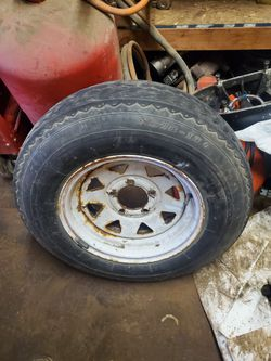 Wheel & tire combo for Sale in Vancouver,  WA
