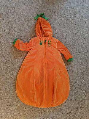 0-6 month pumpkin costume for Sale in Arlington, VA