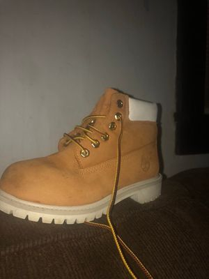 Timberlands (children size 13) for Sale in Salt Lake City, UT