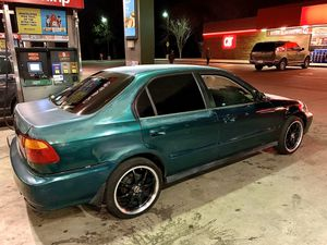 99 Honda Civic for Sale in Fort Worth, TX