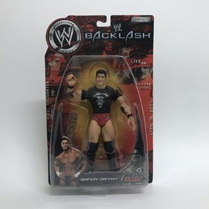 WWE Backlash Randy Orton Raw Pay per view Figure for Sale in Los Angeles, CA