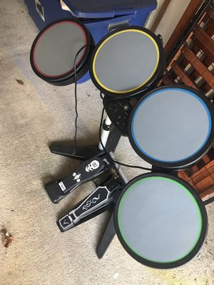 Drum set compatible for PlayStation for Sale in Austin, TX