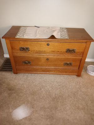 Small antique dresser have two of them same for Sale in Ann Arbor, MI