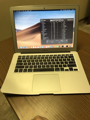 """MacBook Air 13"""" 1.6 Ghz i5 Early 2015 7,2 for Sale in Saint Petersburg, FL"""