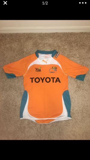PUMA CHEETAH RUGBY JERSEY DISCO. for Sale in Tavares, FL