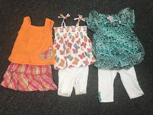 Girls outfits 18 months for Sale in Detroit, MI