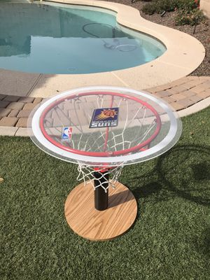 Spalding Phoenix Suns NBA Basketball Hoop Table for Sale in Chandler, AZ