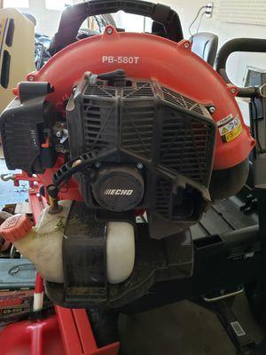 Echo PB-580T Leaf Blower for Sale in Tulsa, OK