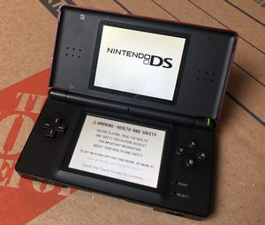 Nintendo ds lite - Red (no games or charger) for Sale in Midland, MI