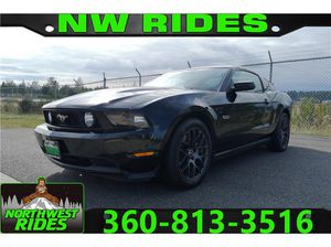 2011 Ford Mustang for Sale in Bremerton, WA