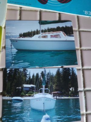 1972 Catalina 22 Sailboat and Trailer for Sale in Carmichael, CA