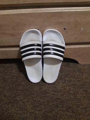Adidas men slides 8.5 for Sale in Everett, WA