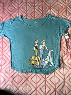 Disneyland frozen women shirt size S for Sale in Huntington Beach, CA