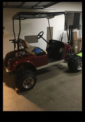 EzGo gas golf cart for Sale in Waianae, HI