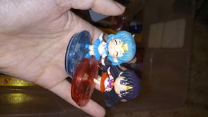 Sailor Moon Mini Figurines for Sale in Tacoma, WA
