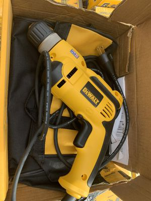 Dewalt drill new not negotiable for Sale in Plant City, FL