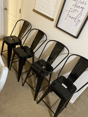 Metal Counter Height Chairs for Sale in Selma, CA