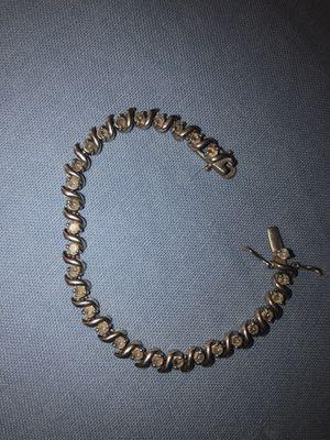 Bracelet sterling silver for Sale in Somerton, AZ