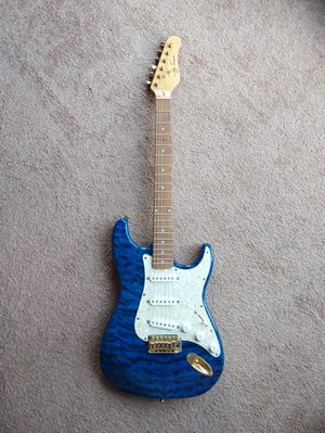 2000s Jay Turser JT-300QMT Electric Guitar, Great Condition! for Sale in Charlotte, NC