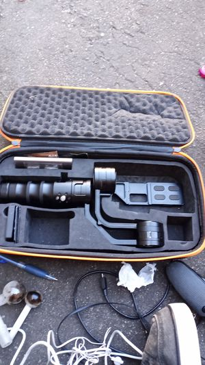 Beholder ms1 motorized tripod retails for $318 on ebay asking $250 for Sale in CA, US