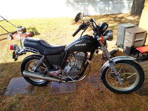 Suzuki Motorcycle GN-400 for Sale in Lewisville, TX