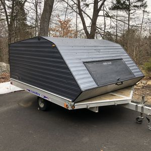 Snowmobile Trailer for Sale in Shelton, CT