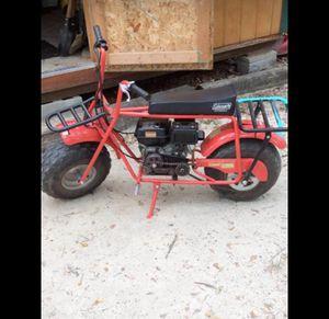 Coleman mini bike for Sale in Dublin, GA