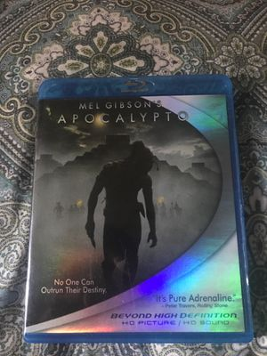 Apocalypto Blu ray rare OOP for Sale in Kerman, CA