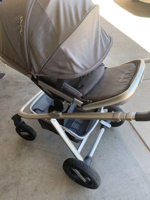 NUNA stroller multi adjustable seat for Sale in Albuquerque, NM