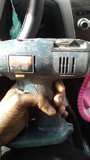 Nail gun and drills150 for all items for Sale in Moreno Valley, CA