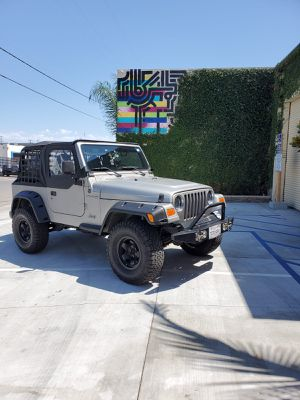 Jeep TJ 2001 for Sale in Anaheim, CA