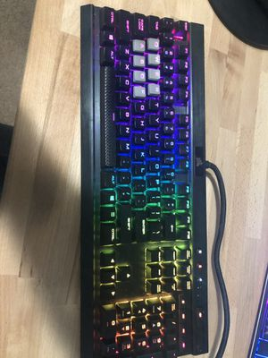 Corsair K70 Lux RGB (Blue Switches) for Sale in Beaver Falls, PA