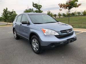 2009 HONDA CRV 4 Cylinders for Sale in Dulles, VA
