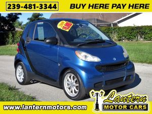 2009 Smart fortwo for Sale in Fort Myers, FL