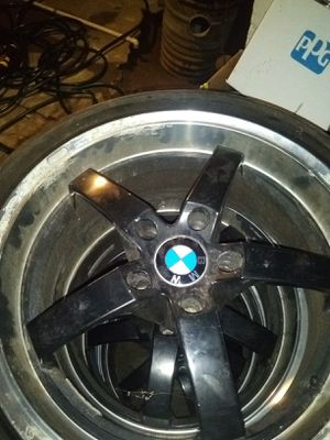 """18""""BMW rims and tires for Sale in Columbus, OH"""