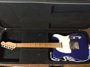 2013 American Standard Telecaster w/Warmoth roasted maple neck for Sale in Littleton, CO