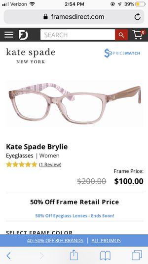 Kate Spade Brylie eyeglass frames for Sale in Phoenix, AZ