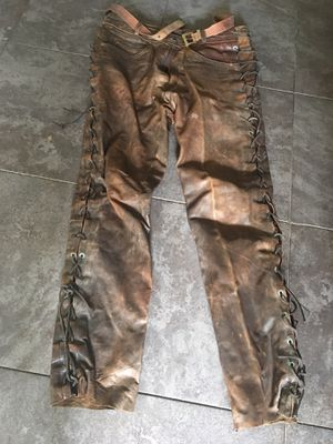 VINTAGE RIDING LEATHER FROM AMSTERDAM for Sale in Navarre, FL