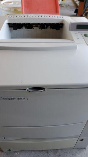 Hewlett Packard Laserjet 4050 for Sale in Pinellas Park, FL