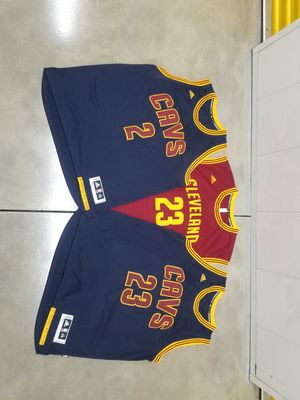 Mens 2XL Adidas Cleveland Cavaliers Jersys for Sale in East Bridgewater, MA