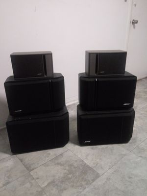 Bose Speakers 301/201/101 for Sale in Indian Creek, FL