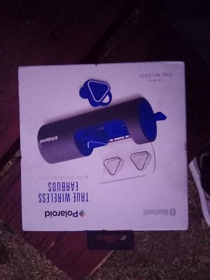 Polariod True Wireless Earbuds for Sale in Sacramento, CA