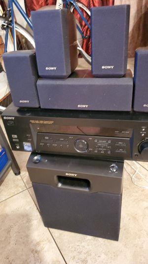 Sony sound system for Sale in Boynton Beach, FL