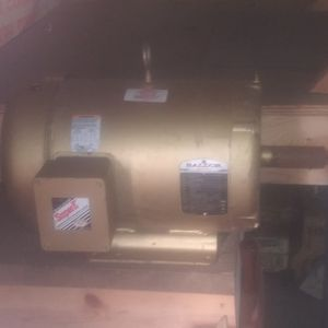 Baldor Super E 10hp Electric Motor for Sale in Bloomfield, CT