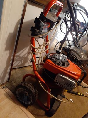 Gas powered power washers for Sale in Terre Haute, IN