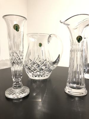 Crystal Vases for Sale in Norcross, GA