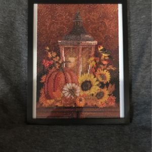 Beautiful Fall Diamond Art Picture for Sale in Columbus, OH