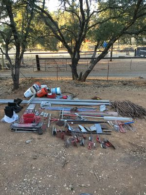 Concrete tools for Sale in Oroville, CA