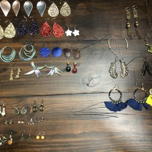 Earrings - Various - $3 a Pair - Or Best Offers for Sale in Burbank, CA